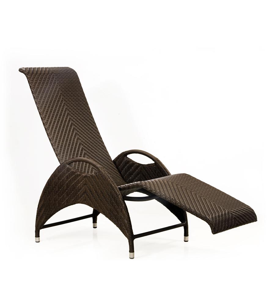 Relax-lounger X-type ohne Räder