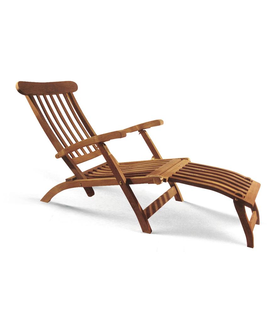 Deck Chair ohne Räder