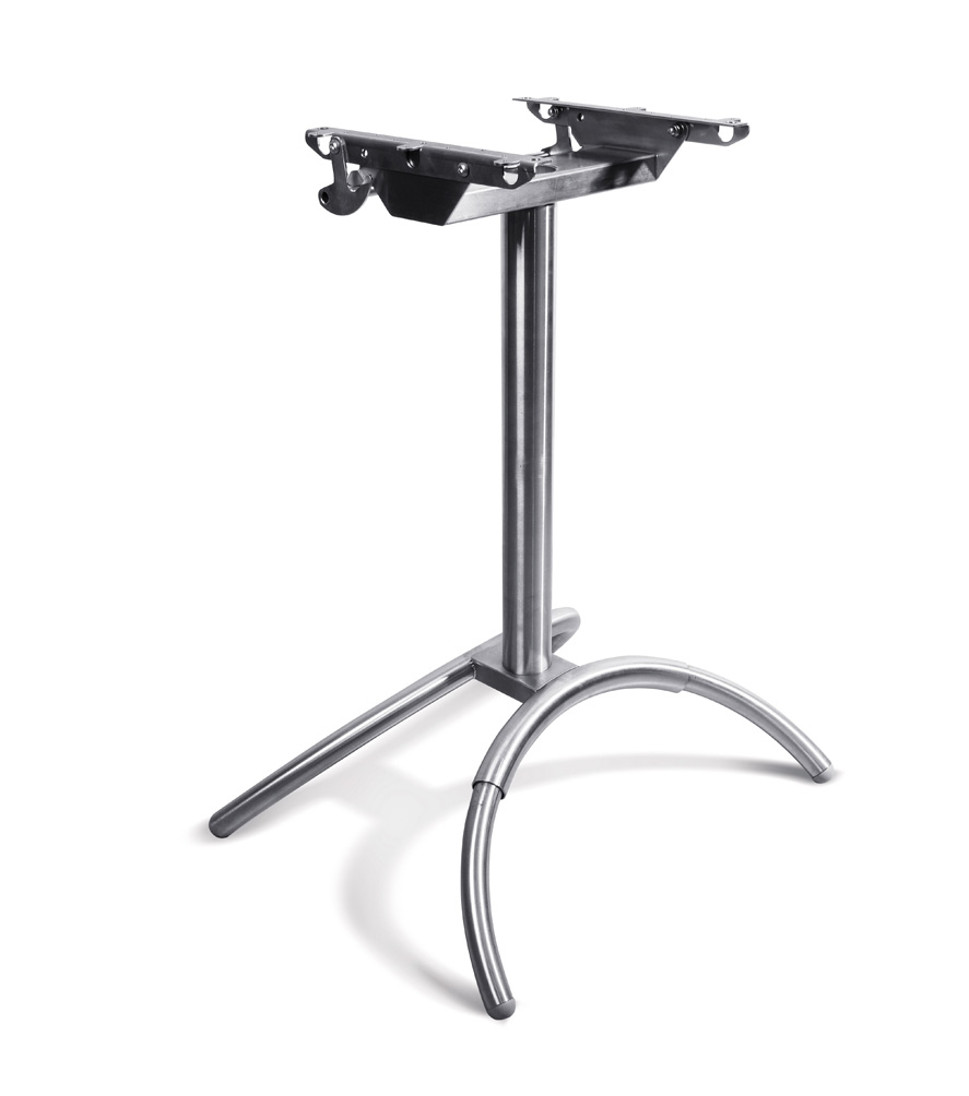 Tischgestell COLUMBUS verzinkt, 1-säulig