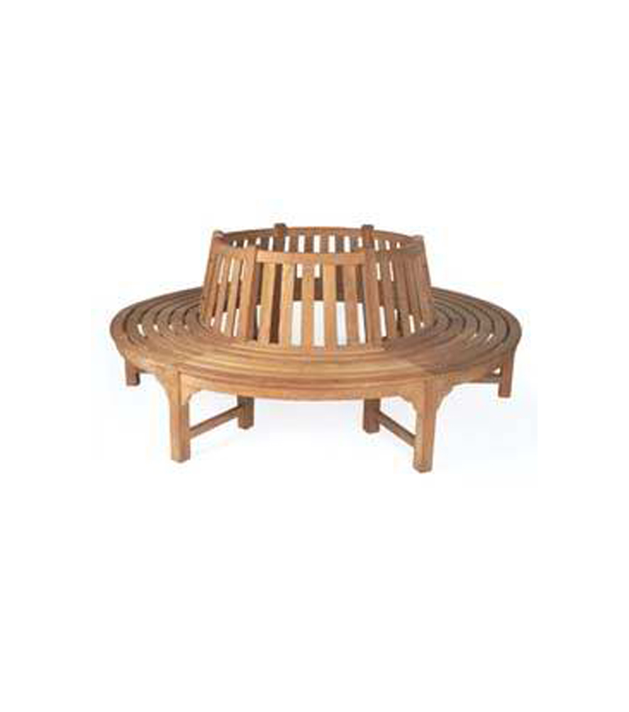 Tree Bench Round, big