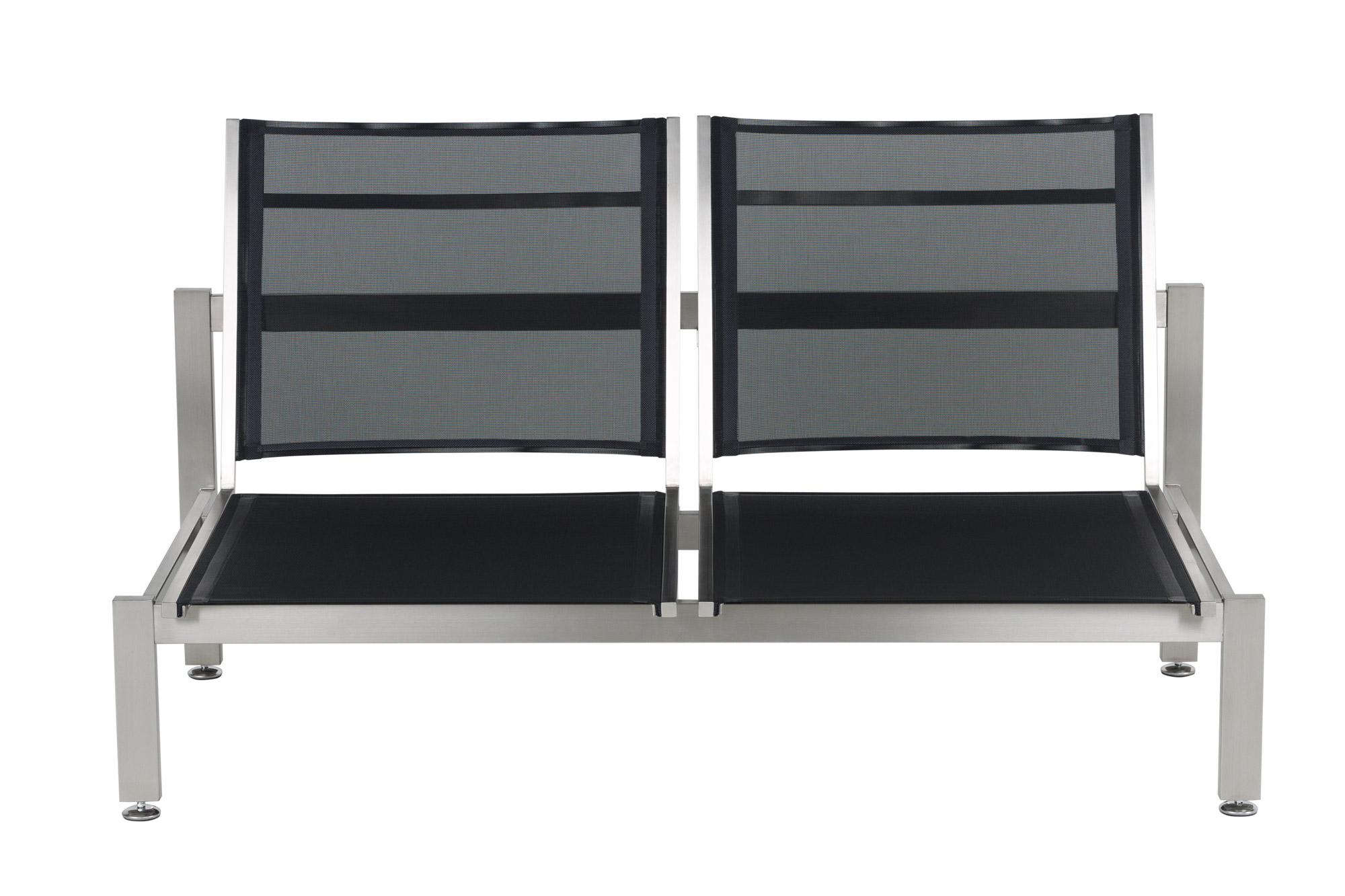 Double Loungesofa Centauri Textilene