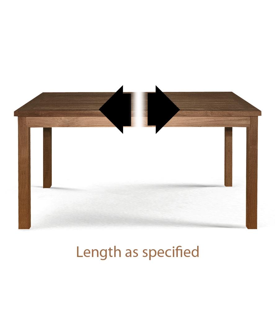 Tisch Merkur 150x70 cm